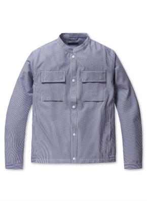 남성 자켓형 셔츠 _ (NV)