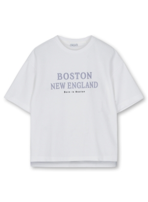여성 그래픽 5부 티셔츠