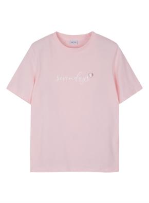 여성 레터링 티셔츠1 _ (LPK)