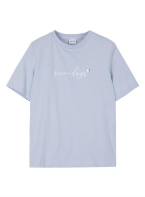 여성 레터링 티셔츠1 _ (SK)