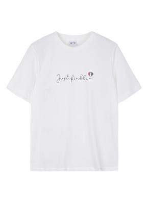 여성 레터링 티셔츠1 _ (WT)