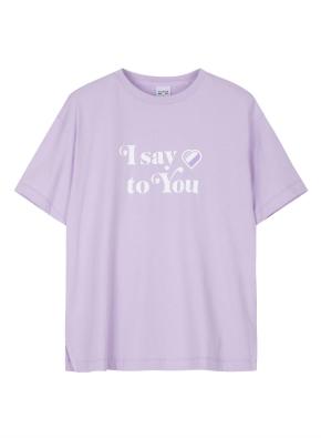 여성 레터링 티셔츠2 _ (LPP)