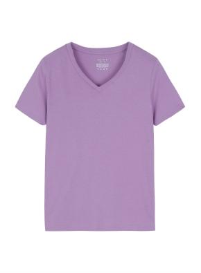여성 베이직 티셔츠
