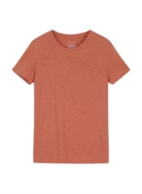 여성 슬럽 베이직 티셔츠 _ (LOR)