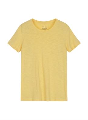 여성 슬럽 베이직 티셔츠 _ (LYE)