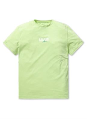 공용 로고 그래픽 티셔츠 _ (LM)