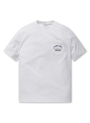 남여공용 포켓 5부 티셔츠 _ (WT)
