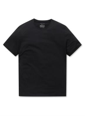 공용 베이직 티셔츠 _ (BK)