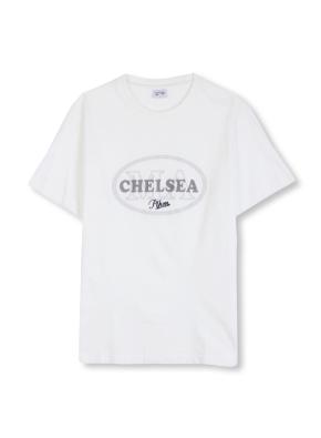 남여공용 베이직 그래픽 티셔츠 _ (WT)
