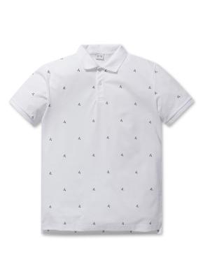올오버 피케 티셔츠