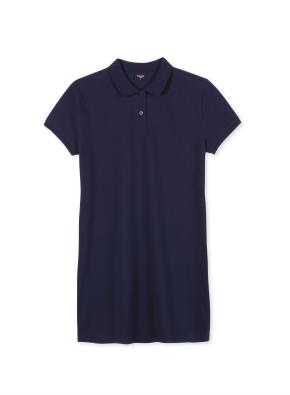 여성 피케 카라 티셔츠