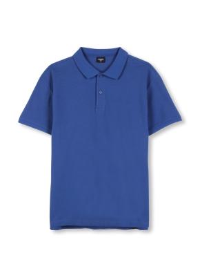 남녀 공용 피케 티셔츠 _ (BL)