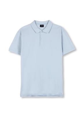 남녀 공용 피케 티셔츠 _ (LBL)