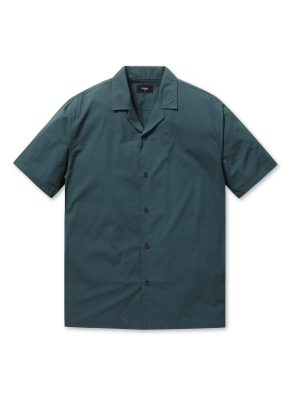 남성 하와이안 오픈 카라 셔츠 _ (KH)