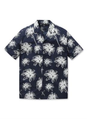 남성 하와이안 오픈 카라 셔츠 _ (WNP)