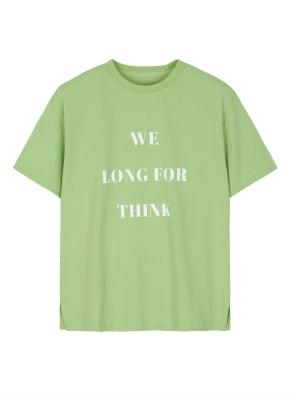 여성 그래픽 티셔츠2 _ (LM)