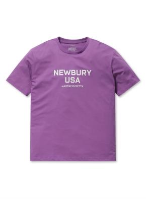 남여공용 레터링 티셔츠 _ (PP)
