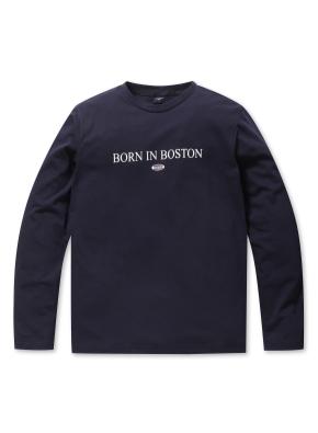 공용 베이직 로고 티셔츠 _ (DNV)