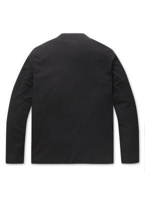 남여공용 반터틀 싱글 티셔츠 _ (BK)