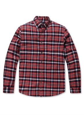 남성 플라넬 셔츠2 _ (CRD)