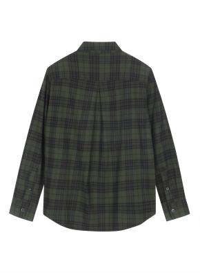 여성 플라넬 셔츠1 _ (CGN)