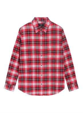여성 플라넬 셔츠1 _ (CRD)