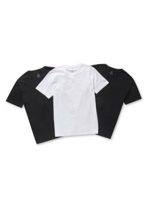 남여공용 3팩 반팔 티셔츠 _ (WBB)