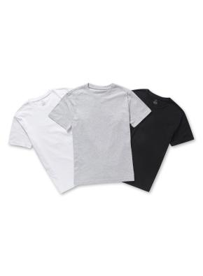 남여공용 3팩 반팔 티셔츠 _ (WBG)