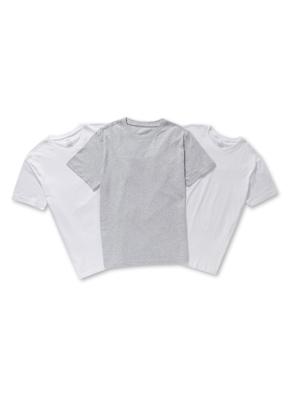 남여공용 3팩 반팔 티셔츠 _ (WWG)