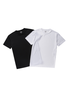 공용 2팩 여름 티셔츠 _ (WBK)