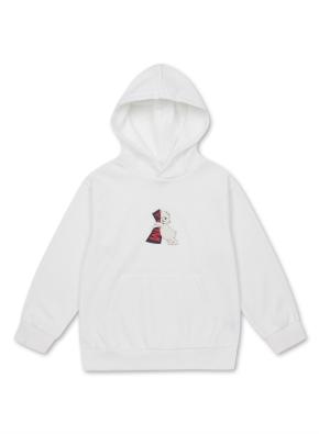 키즈 시그니처 그래픽 후드 티셔츠 _ (IV)