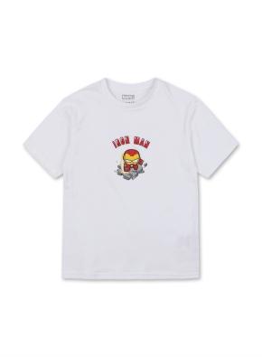 키즈 마블 콜라보 반팔 티셔츠2 _ (WT)