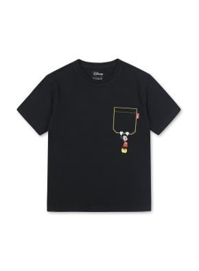 디즈니 콜라보 반팔 티셔츠