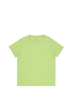 키즈 오가닉 싱글 반팔 티셔츠 _ (LM)