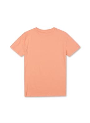여아 아이차 과일 그래픽 반팔 티셔츠