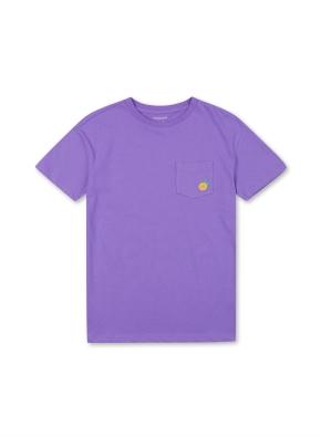 여아 과일 그래픽 반팔 티셔츠