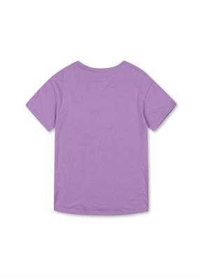여아 디즈니 콜라보 반팔 티셔츠
