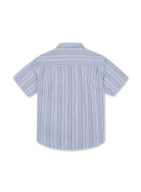 시어서커 반팔 셔켓