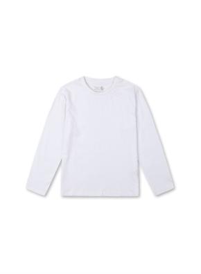 오가닉 긴팔 티셔츠
