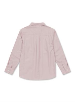 옥스포드 레귤러 카라 긴팔 셔츠