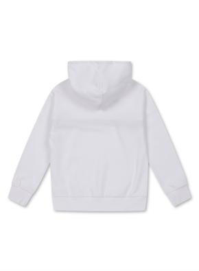 키즈 블록배색 후드 티셔츠 _ (IV)