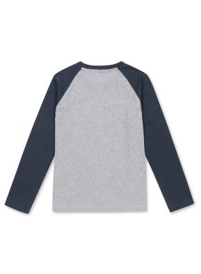 키즈 라글란 싱글 티셔츠 _ (DGN)