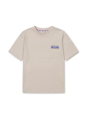 키즈 푸드트럭 테마 티셔츠 _ (BE)
