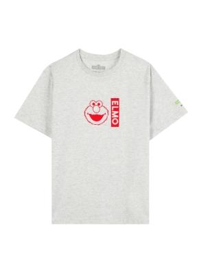 키즈 세서미 콜라보 그래픽 티셔츠3 _ (LGR)