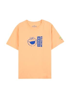 키즈 세서미 콜라보 그래픽 티셔츠3 _ (LOR)