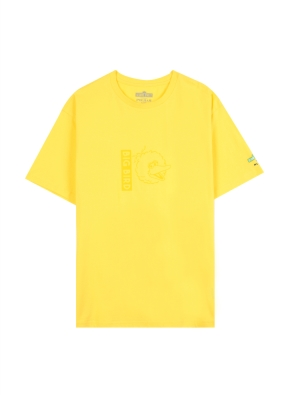 키즈 세서미 콜라보 그래픽 티셔츠3 _ (LYE)