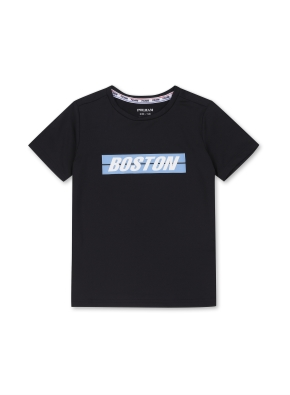 키즈 그래픽 티셔츠 2 _ (BK)