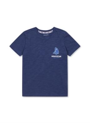 키즈 핫썸머 슬럽 티셔츠 _ (DBL)