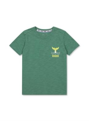 키즈 핫썸머 슬럽 티셔츠 _ (LGN)
