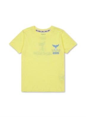 키즈 핫썸머 슬럽 티셔츠 _ (LYE)